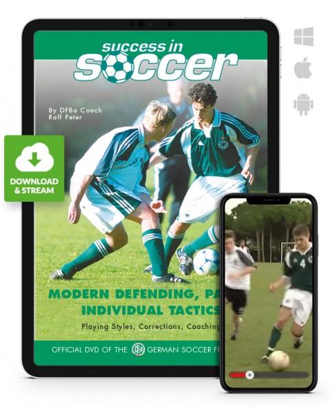 Modern Defending - Part 1 - Individual Tactics (Download)