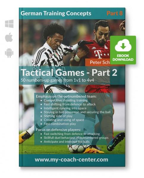 Tactical Games - Part 2 (eBook)