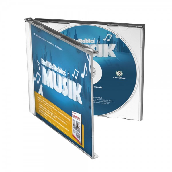 BallKoRobics Musik (CD)