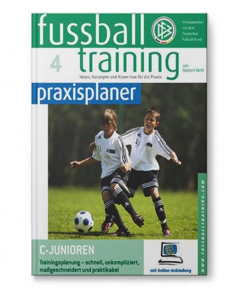 ft praxisplaner 4 - C-Junioren (Buch)