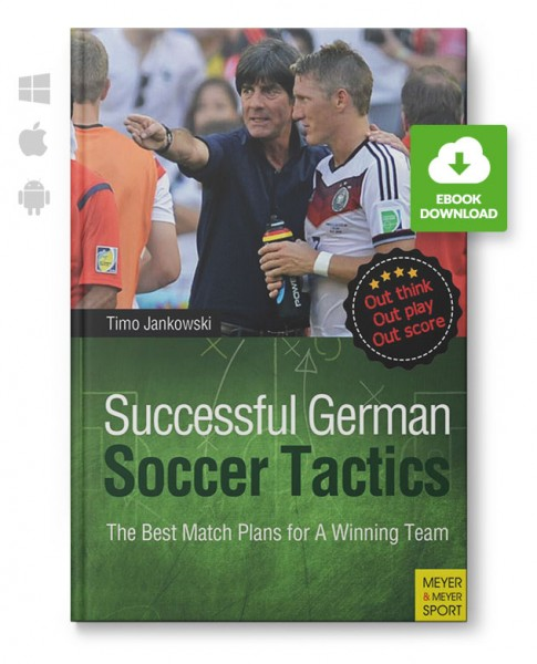 Successful German Soccer Tactics (eBook)