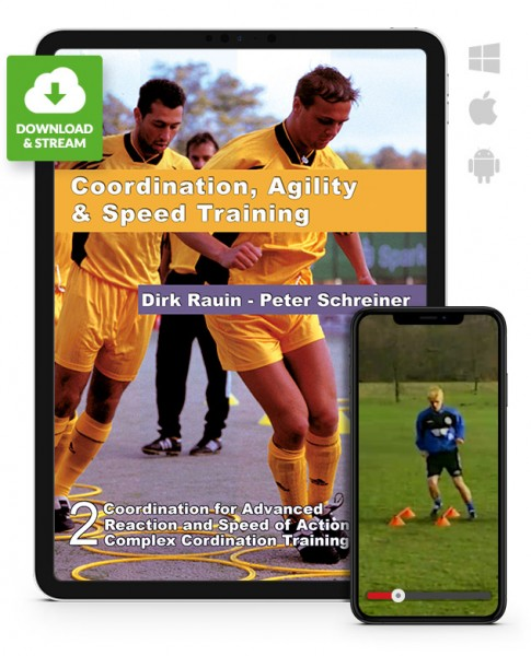 Coordination, Agility & Speed Training - Part 2 (Download)