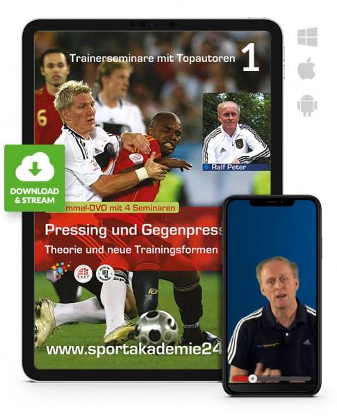 Pressing und Gegenpressing - Seminar 1 (Download)