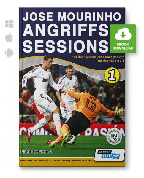 Jose Mourinho - Angriffs-Sessions (eBook)