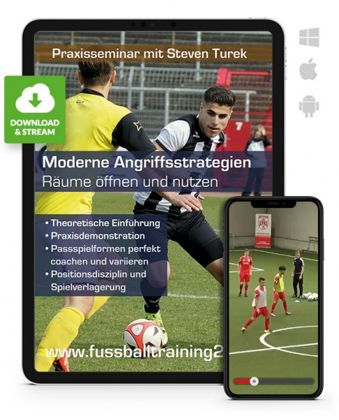 Moderne Angriffsstrategien (Download)