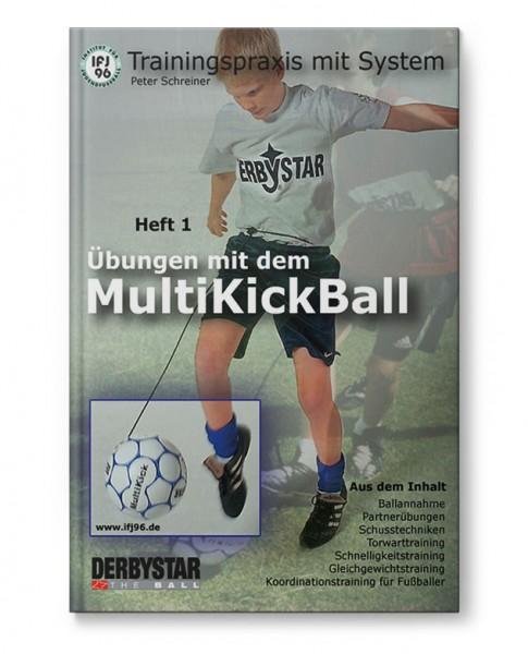Übungen mit dem MultiKickBall (Heft)