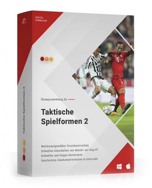 ÜS 06: Taktische Spielformen 2