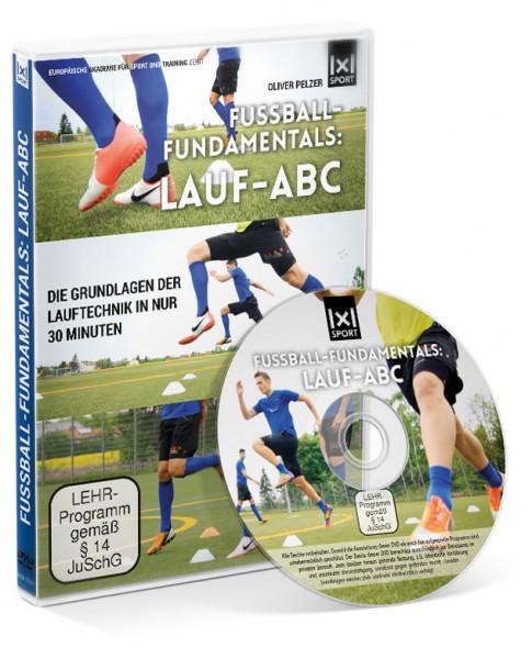 Fußball-Fundamentals: Lauf-ABC (DVD)