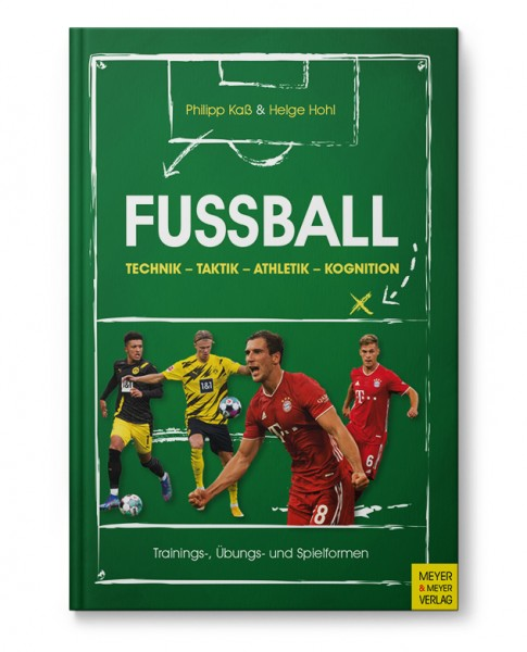 Fussball: Technik - Taktik - Athletik - Kognition (Buch)