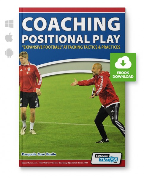 Coaching Positional Play - Expansive Football Attacking (eBook)
