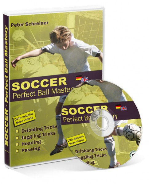 SOCCER - Perfect Ball Mastery (DVD)