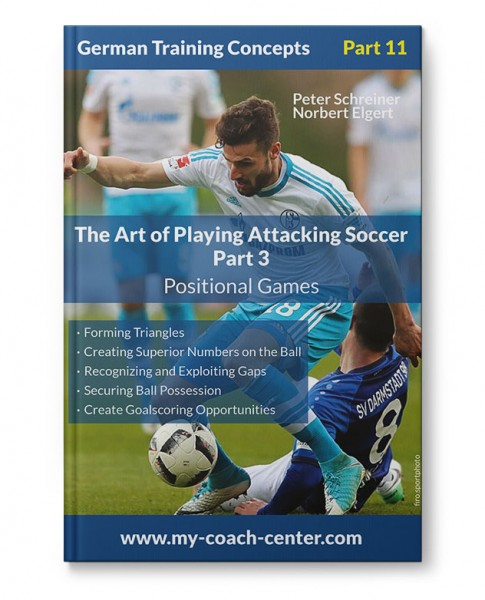 The Art of Playing Attacking Soccer - Part 3 (Booklet)