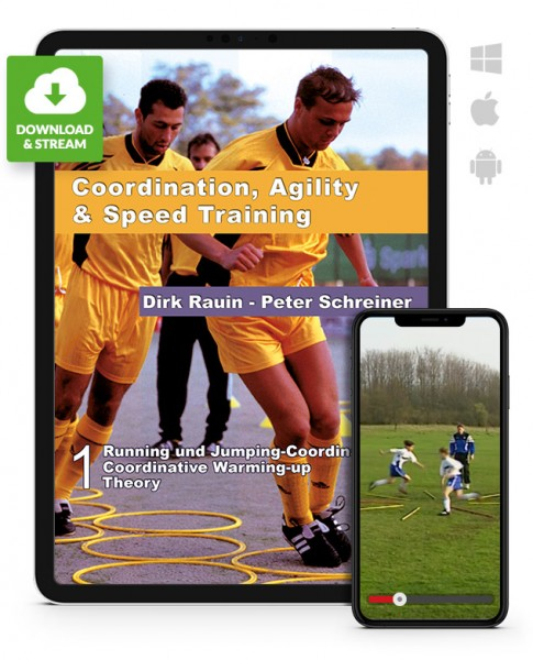 Coordination, Agility & Speed Training - Part 1 (Download)