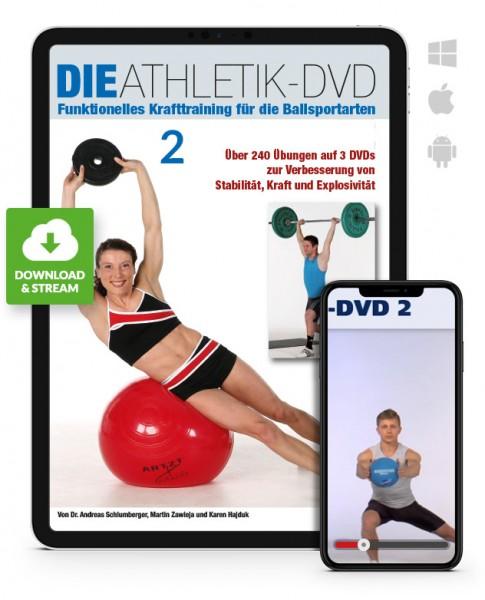Die Athletik-DVD 2 (Download)