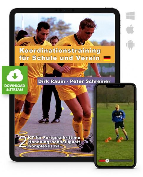 Koordinationstraining für Schule und Verein 2 - Fortgeschrittene (Download)