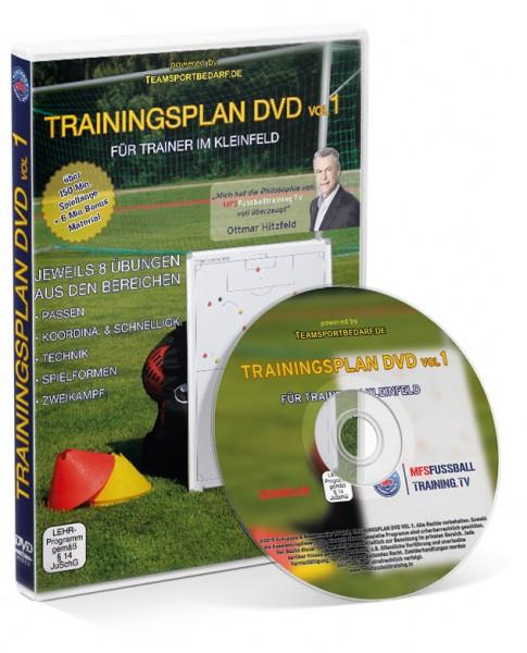 Trainingsplan DVD Vol. 1 (DVD)