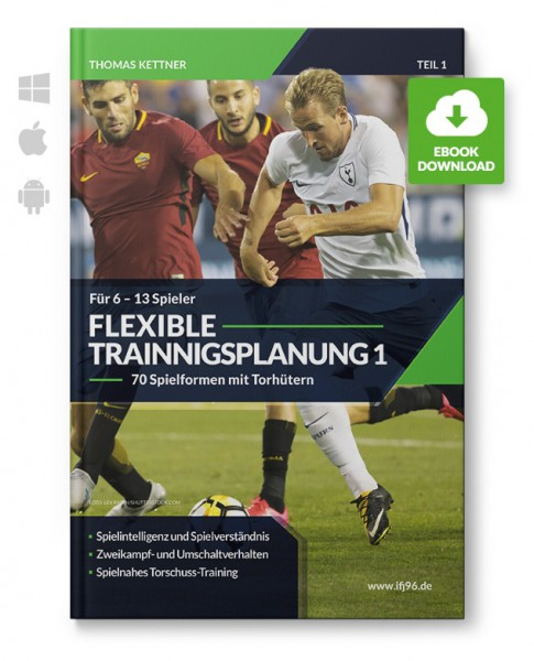 Flexible Trainingsplanung 1 - für 6 bis 13 Spieler (eBook)