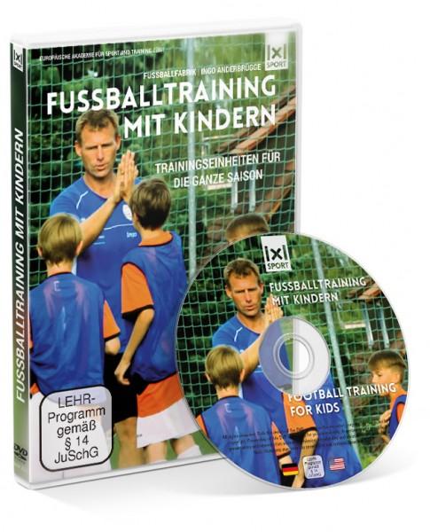 Fußballtraining mit Kindern (DVD)