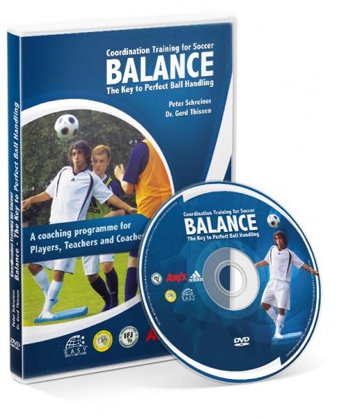 Coordination Training for Soccer - BALANCE (DVD)