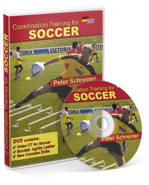 Coordination Training for Soccer (DVD)