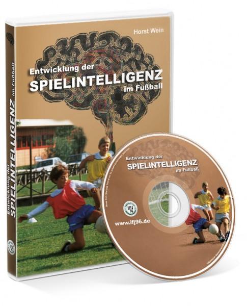 Die Entwicklung der Spielintelligenz im Fußball - Teil 1+2 (DVD)