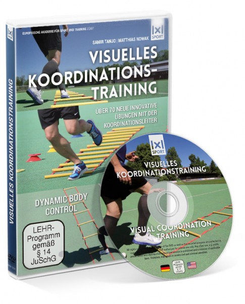Visuelles Koordinationstraining (DVD)