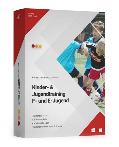 ÜS 29: F- und E-Jugend - Trainingspraxis