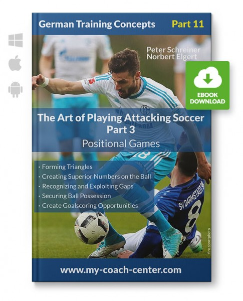 The Art of Playing Attacking Soccer - Part 3 (eBook)