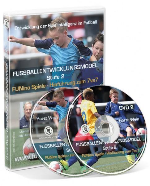 Das Fußballentwicklungsmodell - Stufe 2 (Doppel-DVD)