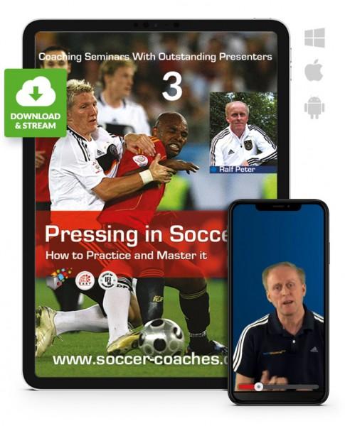 Pressing in Soccer - Seminar 3 (Download)