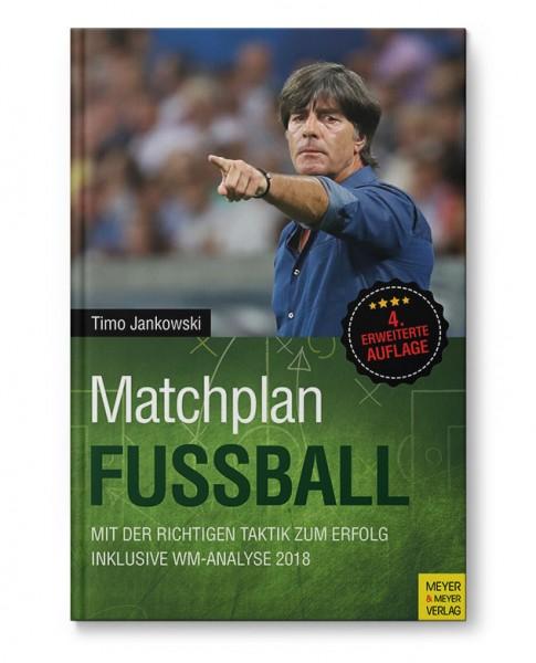 Matchplan Fußball - Mit der richtigen Taktik zum Erfolg (Buch)