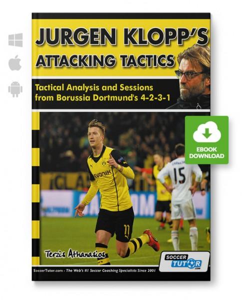 Juergen Klopps Attacking Tactics (eBook)