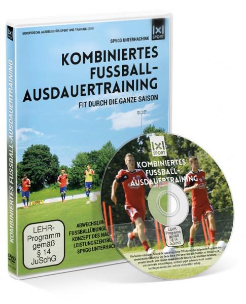 Kombiniertes Fußball-Ausdauertraining (DVD)