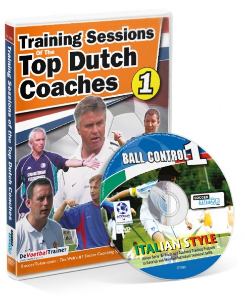Training Sessions of the Top Dutch Coaches - Vol. 1 (DVD)