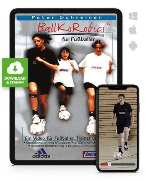 BallKoRobics 4 - für Fußballer (Download)