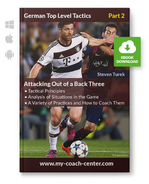 Attacking Out of the Back Three (eBook)