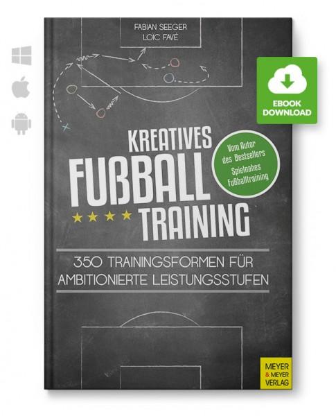 Kreatives Fußballtraining (eBook)